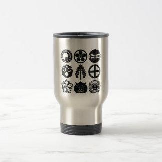 9 kamons Ver.1 Travel Mug
