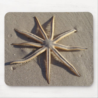 9 Legged Starfish Mouse Pad