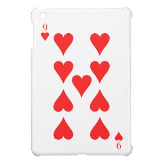 9 of Hearts Cover For The iPad Mini