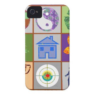9 Symbols KIDS Story Engage Motivate Inspire GIFTS iPhone 4 Case