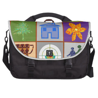 9 Symbols KIDS Story Engage Motivate Inspire GIFTS Laptop Bags