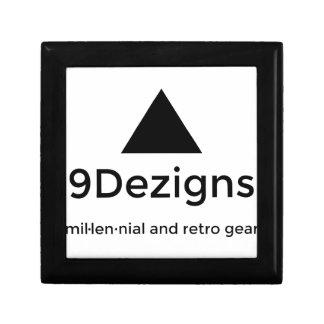 9Dezigns Millennial and Retro Gear Gift Box