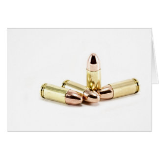 9mm Bullets Card