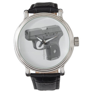 9MM Handgun Watch