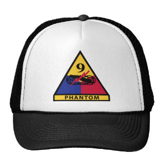 9th Armored Division - PHANTOM Trucker Hat