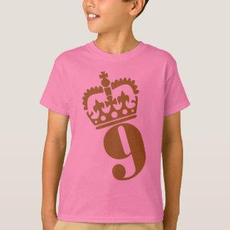 9th Birthday T-Shirt
