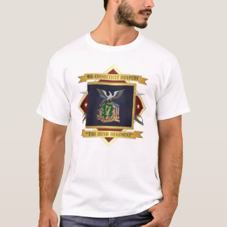 9th Connecticut Irish Volunteers T-Shirt