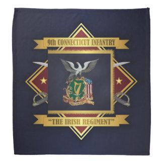 9th Connecticut Volunteer Infantry Bandana