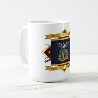 9th Connecticut Volunteer Infantry Coffee Mug