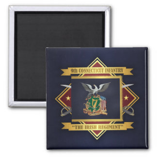 9th Connecticut Volunteer Infantry Magnet