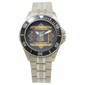 9th Connecticut Volunteer Infantry Wristwatch