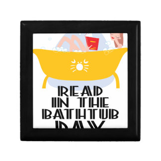9th February - Read In The Bathtub Day Gift Box