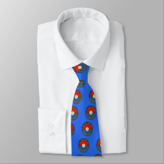 9th ID Infantry Division Pathfinder veterans vets Tie