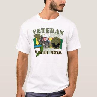 9th Inf Div - Vietnam (w/CIB) T-Shirt