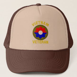 9th Infantry Division (Vietnam Veteran) Trucker Hat