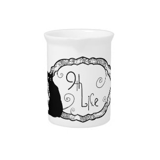 9th Life Pitcher