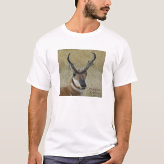 A0005 Pronghorn Antelope T-Shirt