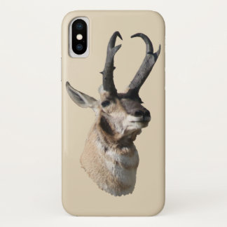 A0018 Pronghorn Antelope Head Iphone 8/7 case