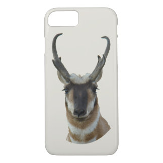 A0019 Pronghorn Antelope Head Iphone 8/7 case