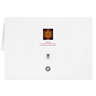 A04 Nautilus Shell Inspirational Quote Card 1