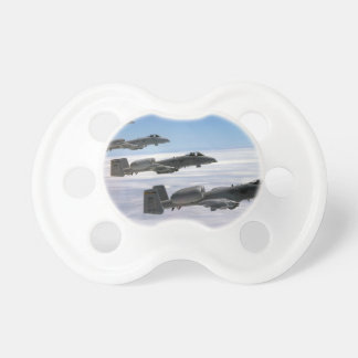 A10 Thunderbolt II Baby Pacifier