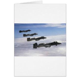 A10 Thunderbolt II Card