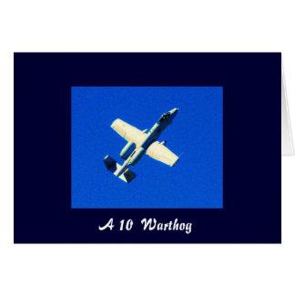 A10 Ver 2, A 10  Warthog Card