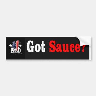 A1 Bold Bumper Sticker