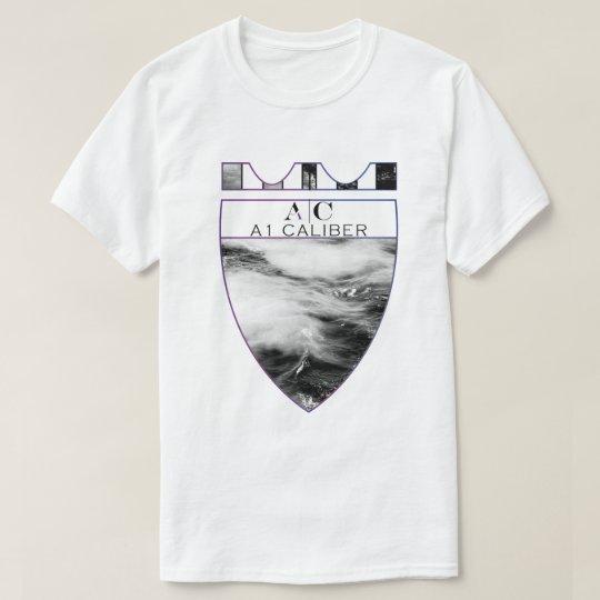 A1 Calibre Wave T-Shirt