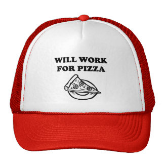 A1 PIZZA-2 TRUCKER HAT