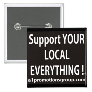A1 Promotions Group Support Square Button