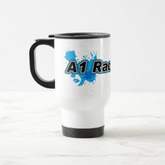 A1 Racing Splat Travel Mug