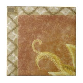 A1 - Sunface Mural, Top Left - A1 Ceramic Tiles
