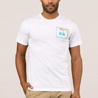 A1A: Florida's Beach Route T-Shirt
