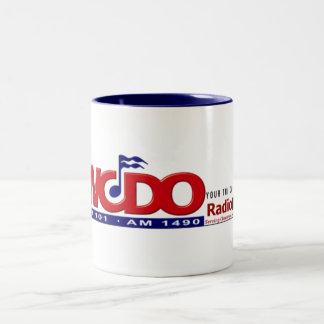 A20 - WCDORadio.com Coffee Mug