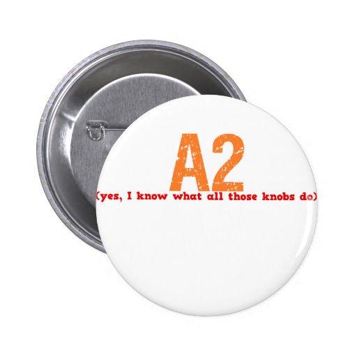 A2 Job Description Pin
