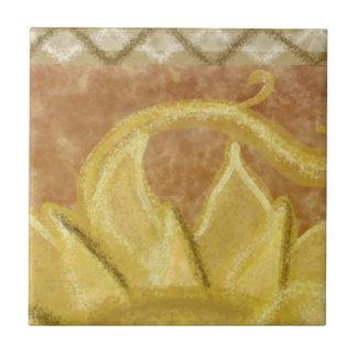 A2 - Sunface Mural, Top Middle - A2 Tiles