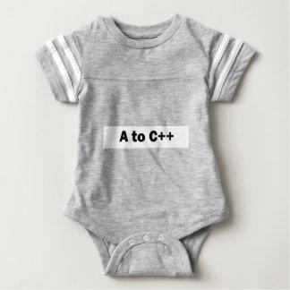 a2cplusplus baby bodysuit