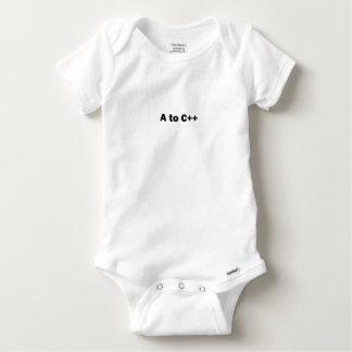 a2cplusplus baby onesie