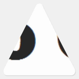 a2cplusplus triangle sticker