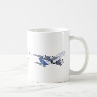 a380 airbus mug