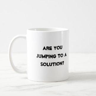 A3 Sensei Solutions Coffee Mug