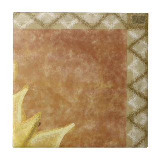 A3 - Sunface Mural, Top Right - A3 Ceramic Tiles
