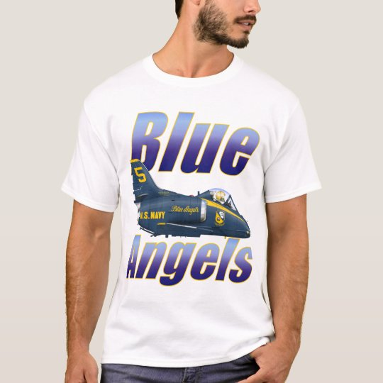 A4 Blue Angels Tee