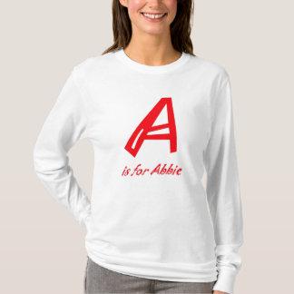 A4Abbie T-Shirt