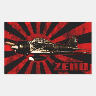 A6M Zero Sticker