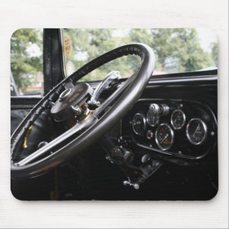 A7 Steering Wheel Mousemat Mouse Pad