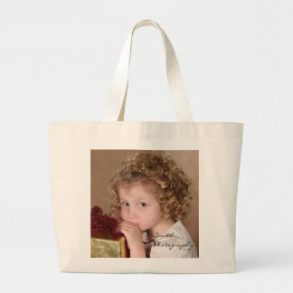 a 007, SmithPhotography Large Tote Bag