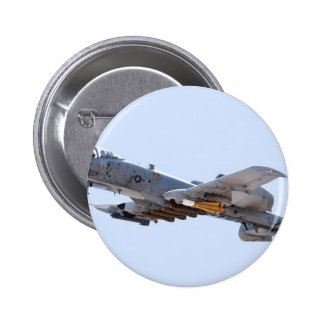 A-10 Country Pinback Button