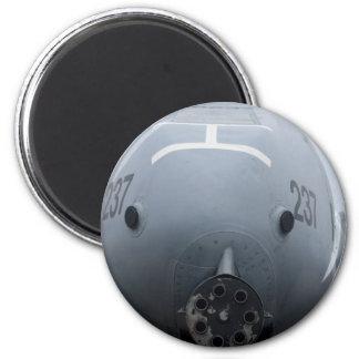 A-10 Gau-8 2 Inch Round Magnet